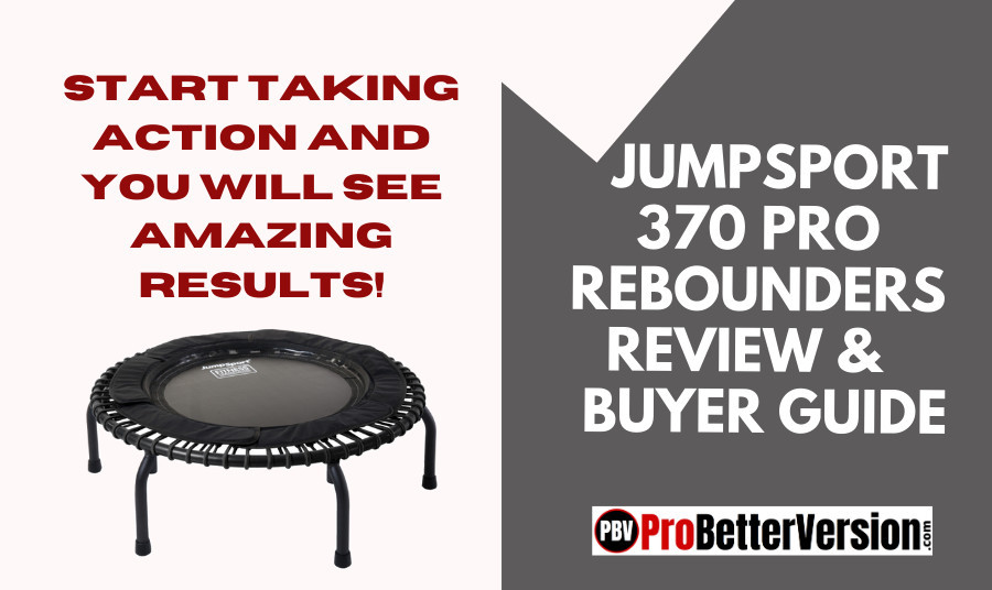JumpSport 370 PRO Review