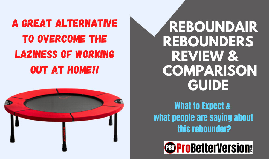 Al Carter Rebound Air Trampoline Review