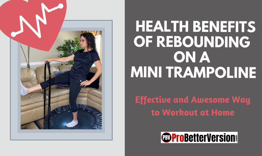 Health Benefits of Rebounding on a Trampoline