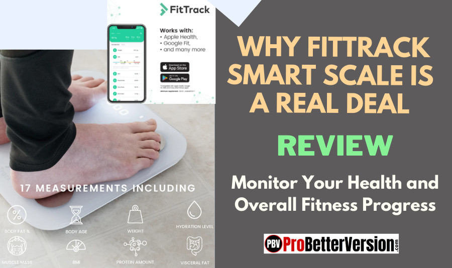 FitTrack Smart Scale Review