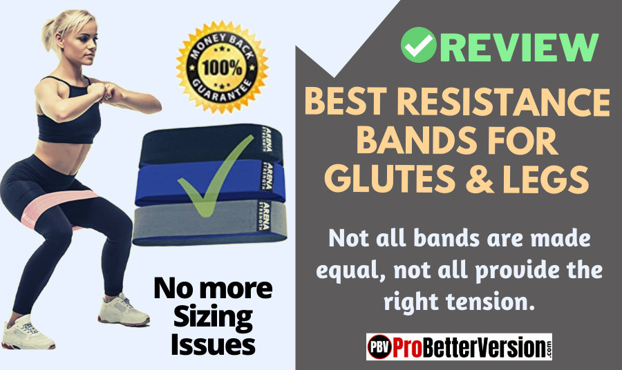 Best Resistance Bands for Glutes and Legs