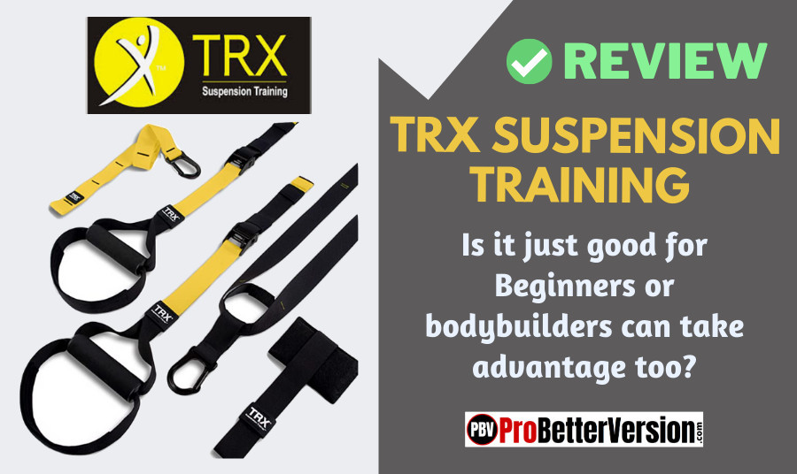 TRX Suspension Training Review