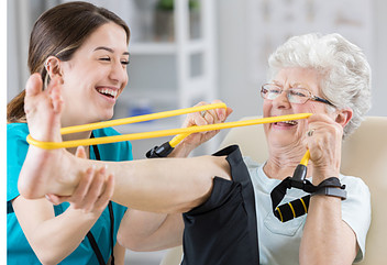 Are exercise bands good for Seniors - Exercises with Bands