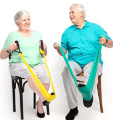 Why Resistance Bands Are Better Than Weights- Ideal For Seniors