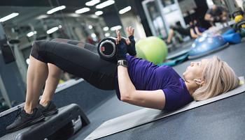 Best Exercises for a Bigger Butt - Hip thrust