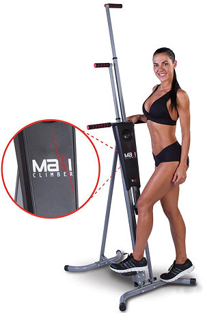 Best home gym equipment for glutes - MaxiClimber