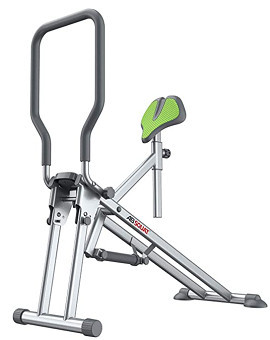 Best home gym equipment for glutes - Star UNO ab squat workout machine