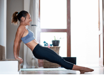 The Best Bodyweight Exercises for Upper Body - deep