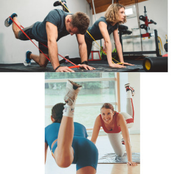 BEST EXERCISES FOR A BIGGER BUTT - Donkey kicks or Mountain Climbers