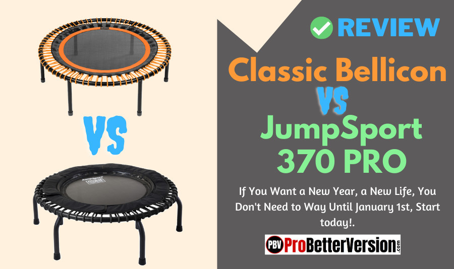 Classic Bellicon vs JumpSport 370 PRO
