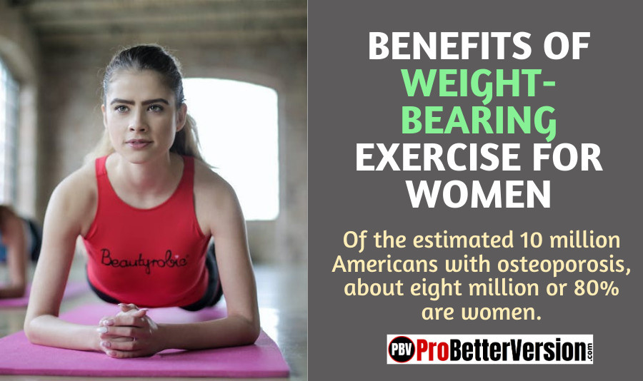 Benefits Of Weight-Bearing Exercise for Women