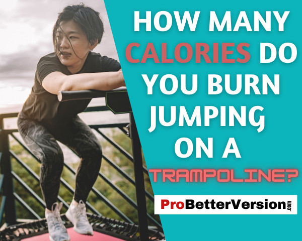How Many Calories do you Burn Jumping on a Trampoline