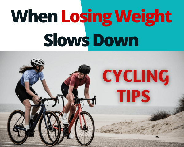 How to stay motivated when losing weight slows down
