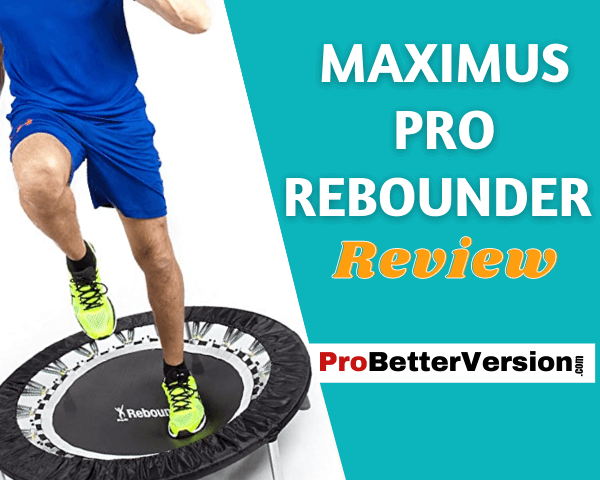 Maximus Pro Rebounder Review